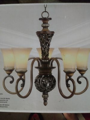 Chandelier for Sale in Mineral Wells, MS