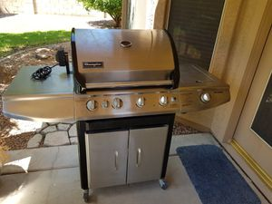 Charmglow BBQ grill with cover for Sale in Glendale, AZ