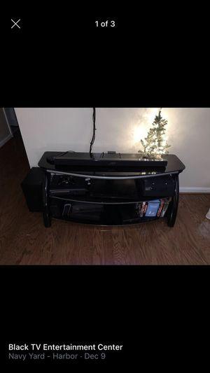 Tv entertainment center for Sale in Arlington, VA