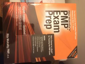 Book PMP exam preparation guide for Sale in Burke, VA