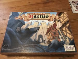 Rattus board game by Z-MAN for Sale in Portland, OR