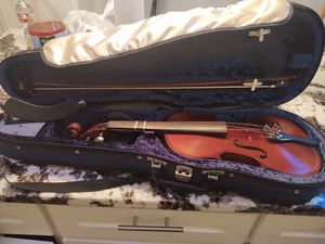 Violin with case for Sale in Houston, TX