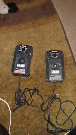 Ryobi battery chargers for Sale in Tempe, AZ