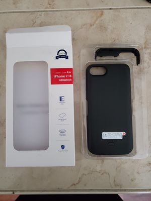 Charging case iphone 7/8 for Sale in Freedom, PA