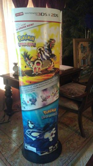 Pokemon store display FREE for Sale in Fort Worth, TX