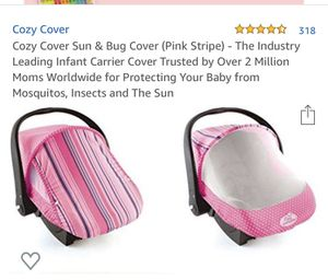 NEW Cozy cover for car seat for Sale in Lombard, IL