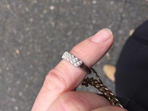 Gold Ring w/22 diamonds for Sale in Seattle, WA