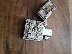 Zippo Sarajevo Hard Rock Cafe Lighter for Sale in Tigard, OR
