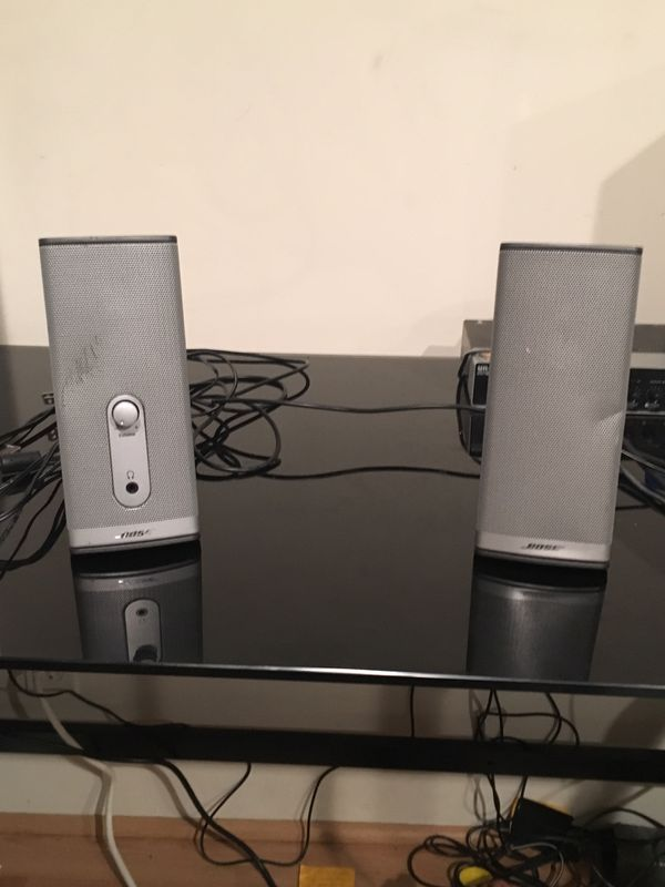 bose companion 2 speakers