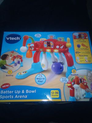 VTech batter up and bowl new for Sale in Tolleson, AZ