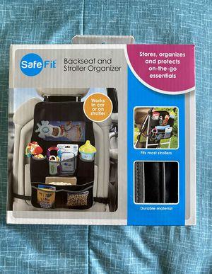 Backseat and Stroller Organizer for Sale in Mililani, HI