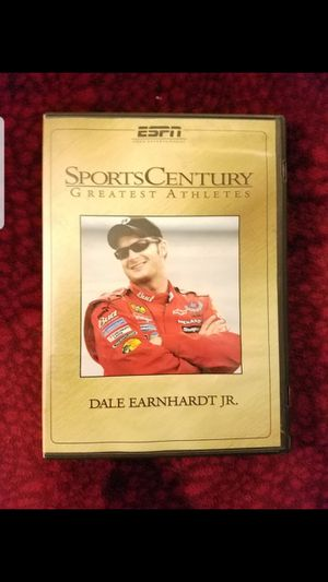 Dale Earnhardt Jr. dvd for Sale in Allentown, PA