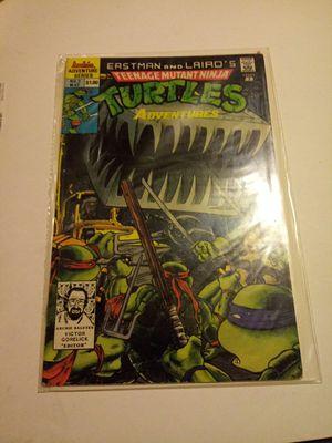 Teenage Mutant Ninja Turtles no.2.7.13.17.20.21 comic books for Sale in Chicago, IL