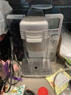 Cuisinart Keurig Coffee Machine for Sale in Belmont, MA
