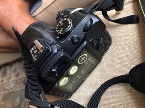 NIKON D3400 CAMERA & 3 Lenses & camera bag for Sale in Happy Valley, OR