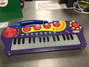Little Tikes Musical Keyboard for Sale in Matawan, NJ