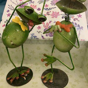 Garden Metal Frogs for Sale in Corona, CA