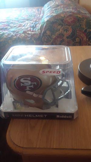 49er mini helmet for Sale in Lodi, CA