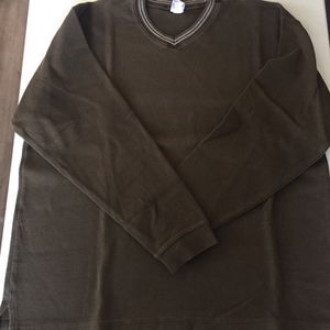 Old Navy Mens Olive Green Vneck Sweatshirt Adult XL for Sale in Chula Vista, CA