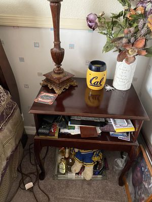 Cherrywood TV stand for Sale in Sacramento, CA