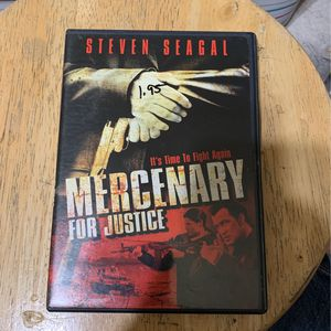 Mercenary For Justice for Sale in Lemoore, CA