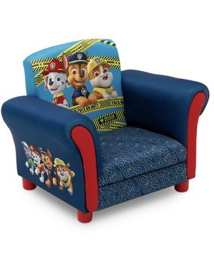 PAW Patrol Upholstered Kid's Chair x 2 for Sale in San Dimas, CA