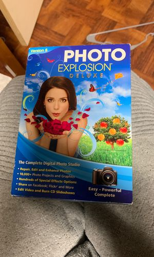 Photo Explosion Deluxe. >> Version 5<< for Sale in Sandy, UT