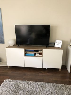 Ikea media console for Sale in Los Angeles, CA