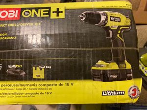 RYOBI 18-Volt ONE+ Lithium-Ion Cordless 1/2 in. for Sale in Hayward, CA