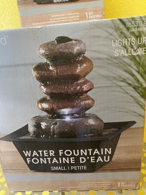 Water fountain ⛲️ for Sale in Los Angeles, CA