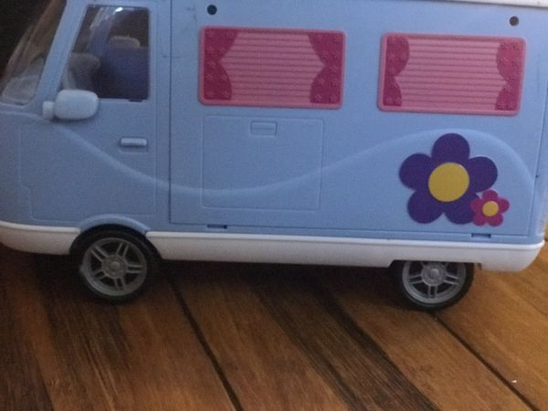 Toy Camper Van