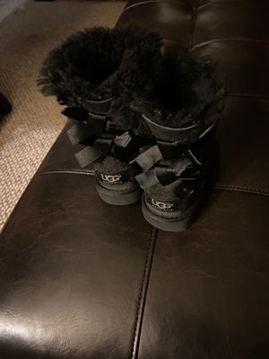 Girls black UGG Boots for Sale in Dallas, TX