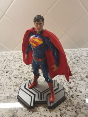 DC Collectibles Icons Superman Statue for Sale in SIENNA PLANT, TX