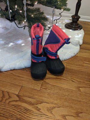 Snow kids boots sz 1 for Sale in Norwalk, CA
