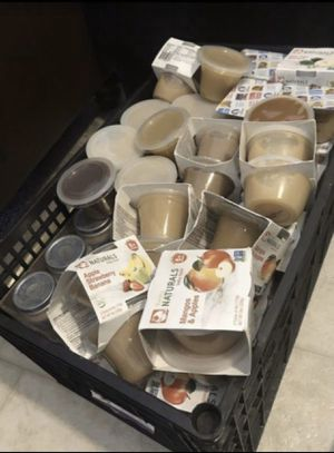 FREE baby food for Sale in Livermore, CA
