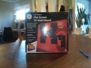 Flat screen tv wall mount for Sale in Tacoma, WA