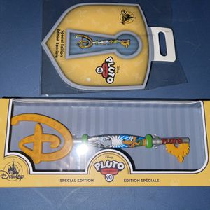 Disney pluto limited edition key set for Sale in Portland, OR