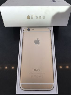 T MOBILE 16GB IPHONE 6 for Sale in Chicago, IL