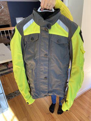 Women's BMW Motorrad Neon jacket (S) for Sale in Fairfax, VA