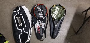 2 Tennis Rackets with Bags for Sale in Tustin, CA