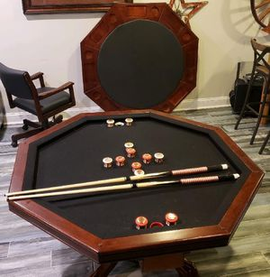 Poker table w/chairs for Sale in Washington, DC