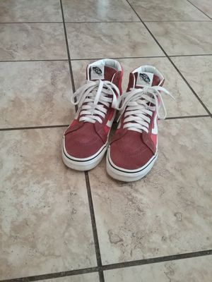 Vans size 6.5 for boys and size 8 in girls for Sale in Salinas, CA
