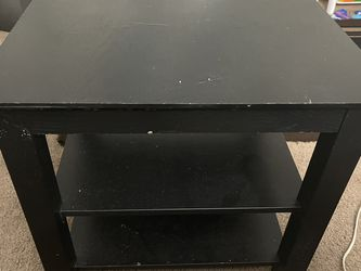 Center Table - With Two Racks Below - Moving Sale for Sale in Columbus,  OH