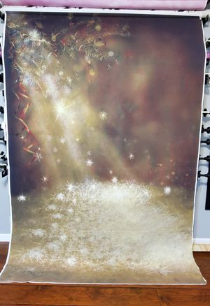 Photography background, vinyl backdrop 5ft x7ft for Sale in New Britain, CT