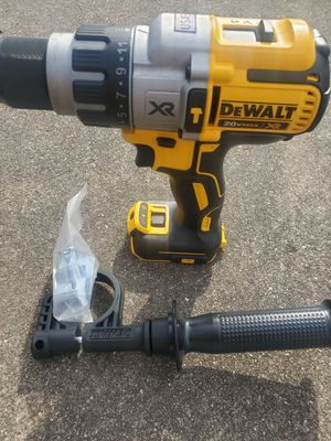 Hammer drill xr 3 vel nuevooo SOLO TOOL for Sale in Dallas, TX