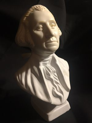 BUST OF PRESIDENT WASHINGTON from Avon, BRAND NEW IN BOX for Sale in Tempe, AZ