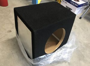 """High-end 10"""" Subwoofer Box by OBCON. Never Used. for Sale in Portland, OR"""