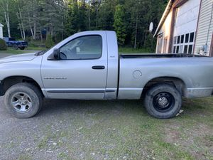 2002 Dodge Ram 1500 srt for sale or trade for Sale in Oakfield, ME