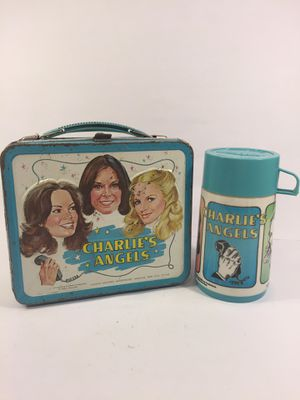 Charlie's Angels Lunchbox With Thermos for Sale in Indianapolis, IN