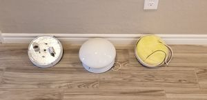 Bedroom / Hallway 2 bulb ceiling light fixtures for Sale in Las Vegas, NV